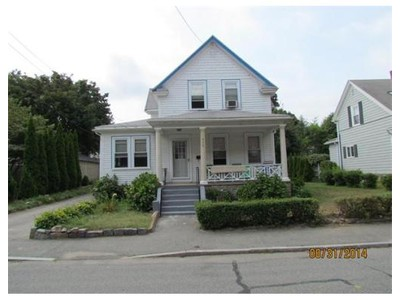 Multi Family for sales at 117 Edwards St  Quincy, Massachusetts 02169 United States