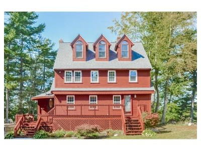 Single Family for sales at 19 Ridge Avenue  Pembroke, Massachusetts 02359 United States
