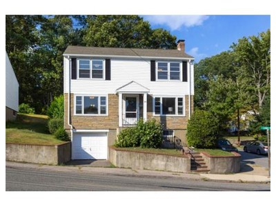 Single Family for sales at 343 Corey St  Boston, Massachusetts 02132 United States