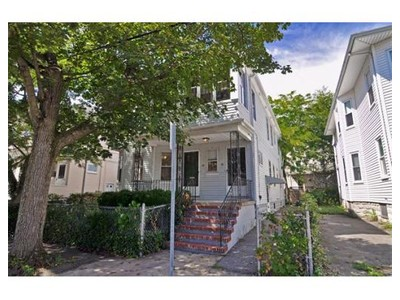 Multi Family for sales at 36-38 Metcalf St  Medford, Massachusetts 02155 United States