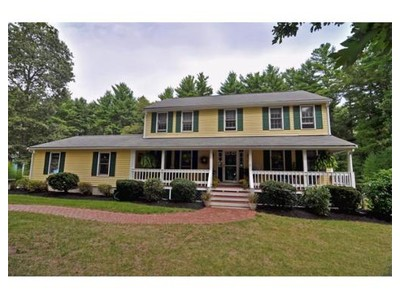 Single Family for sales at 11 Boutas Drive  Norton, Massachusetts 02766 United States