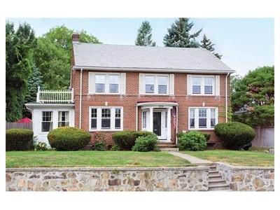Single Family for sales at 935 Centre St  Boston, Massachusetts 02130 United States
