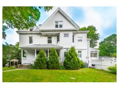Single Family for sales at 629 Commonwealth Avenue  Newton, Massachusetts 02459 United States