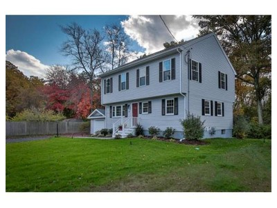 Single Family for sales at 17 Curve St  Bedford, Massachusetts 01730 United States