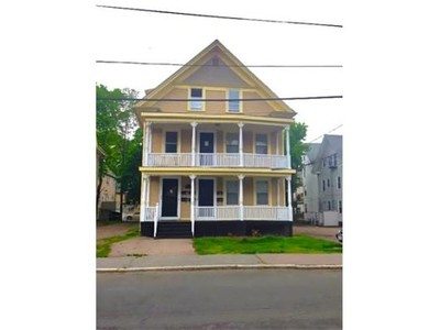 Multi Family for sales at 7 Broad St.  North Attleboro, Massachusetts 02760 United States