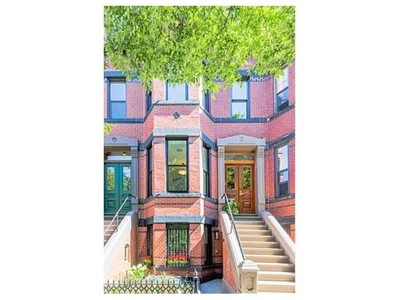 Rentals for rentals at 41 Braddock Park  Boston, Massachusetts 02116 United States