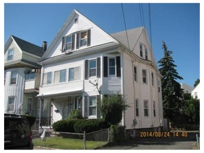 Multi Family for sales at 82 Summer St  Everett, Massachusetts 02149 United States