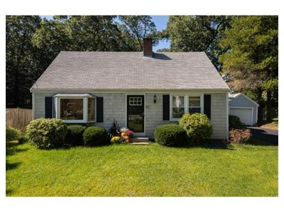 Single Family for sales at 48 Smith Road  Hingham, Massachusetts 02043 United States