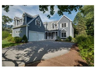 Single Family for sales at 455 High Rock St  Needham, Massachusetts 02492 United States
