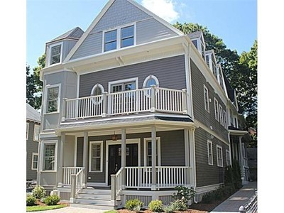 Single Family for sales at 64 Toxteth Street  Brookline, Massachusetts 02446 United States