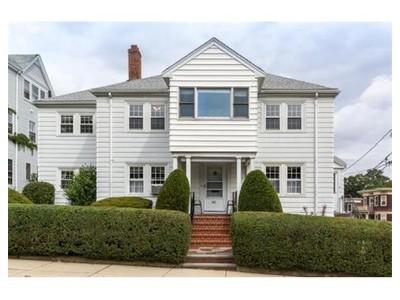 Multi Family for sales at 4 Atkins St  Boston, Massachusetts 02135 United States
