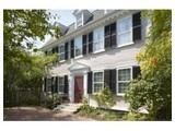 Single Family for sales at 94 Brattle Street  Cambridge, Massachusetts 02138 United States