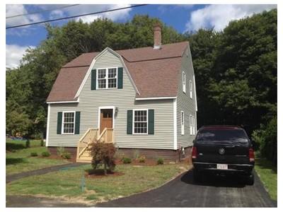 Single Family for sales at 17 Noyes Street  Norton, Massachusetts 02766 United States