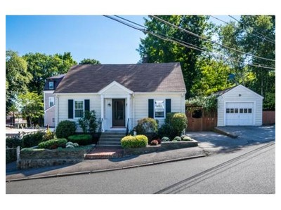 Single Family for sales at 6 Westvale Rd  Medford, Massachusetts 02155 United States