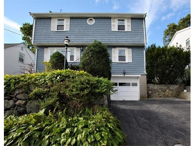 Single Family for sales at 38 Upland Road  Waltham, Massachusetts 02451 United States