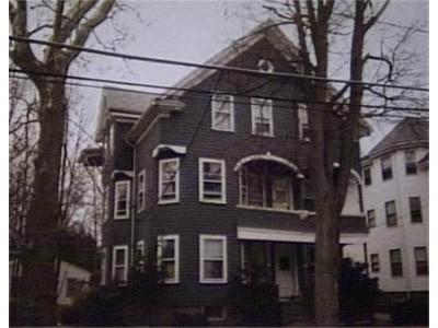 Multi Family for sales at 50 Ellis St  Brockton, Massachusetts 02301 United States