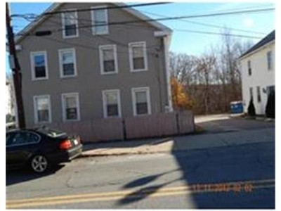 Multi Family for sales at 217-219 Main St  Blackstone, Massachusetts 01509 United States