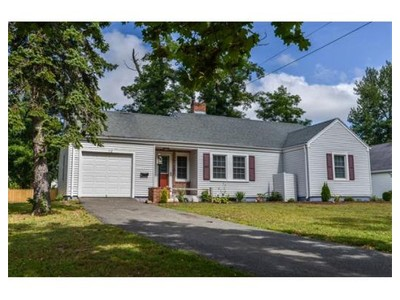 Single Family for sales at 112 Longfellow Dr  Longmeadow, Massachusetts 01106 United States