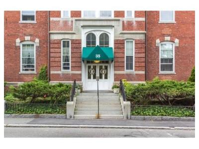 Co-op / Condo for sales at 35 Flint Street  Salem, Massachusetts 01970 United States