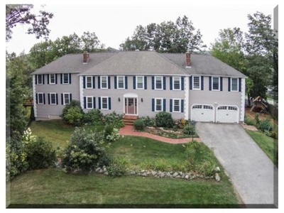Single Family for sales at 124 Blueberry Hill Lane  North Andover, Massachusetts 01845 United States