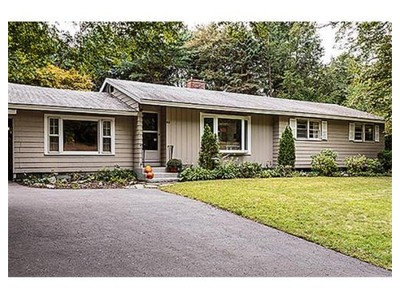Single Family for sales at 60 Dean Road  Wayland, Massachusetts 01778 United States