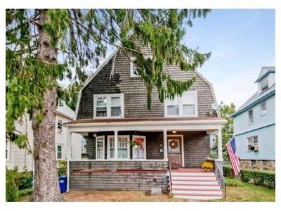 Single Family for sales at 15 Elmdale St  Boston, Massachusetts 02122 United States