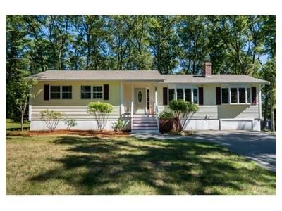 Single Family for sales at 22 Patriot Road  Burlington, Massachusetts 01803 United States