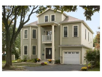 Single Family for sales at 10 Woods Rd  Belmont, Massachusetts 02478 United States