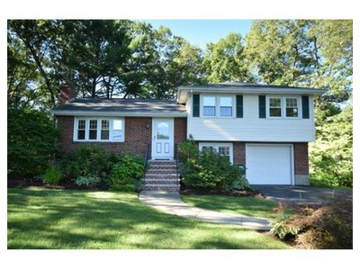 Single Family for sales at 1806 Trapelo Rd  Waltham, Massachusetts 02451 United States