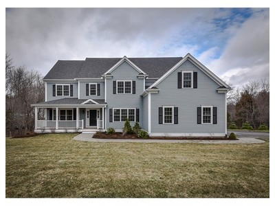 Single Family for sales at Lot 5 Cider Mill Lane  Natick, Massachusetts 01760 United States