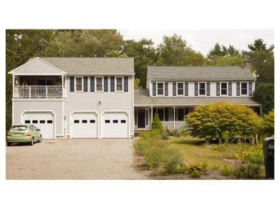 Single Family for sales at 102 Dean St  Norton, Massachusetts 02766 United States