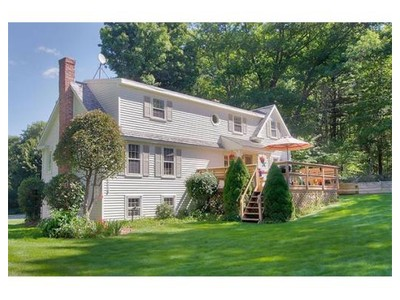Single Family for sales at 10 Lyons Rd  Princeton, Massachusetts 01541 United States