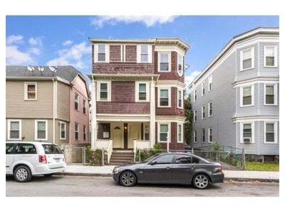 Multi Family for sales at 56 Claybourne St  Boston, Massachusetts 02124 United States