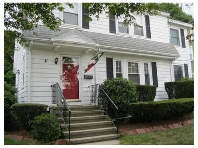 Single Family for sales at 15 School St  Melrose, Massachusetts 02176 United States