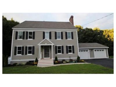 Single Family for sales at 16 Joseph Way  Reading, Massachusetts 01867 United States