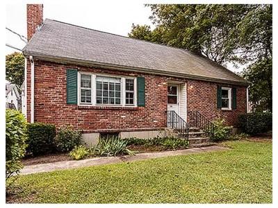 Single Family for sales at 32 Oak St  Winchester, Massachusetts 01890 United States