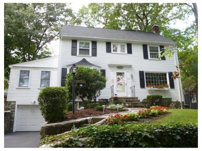 Single Family for sales at 58 Woodcrest Drive  Melrose, Massachusetts 02176 United States