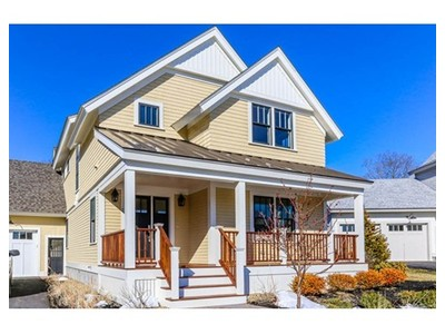 Single Family for sales at 21 Blynman Circle  Manchester, Massachusetts 01944 United States