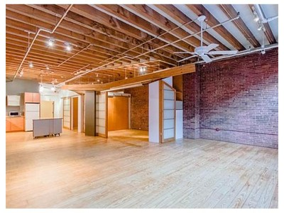 Commercial for sales at 107 South  Boston, Massachusetts 02111 United States