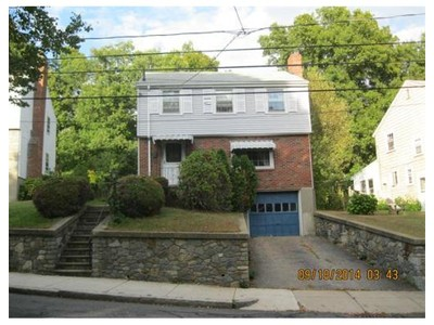 Single Family for sales at 35 Sunset Hill Rd  Boston, Massachusetts 02132 United States