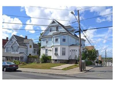 Multi Family for sales at 39 Meridian St  Malden, Massachusetts 02148 United States