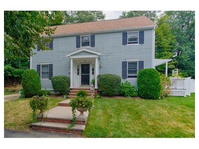 Single Family for sales at 2 Bayberry Ln  Beverly, Massachusetts 01915 United States