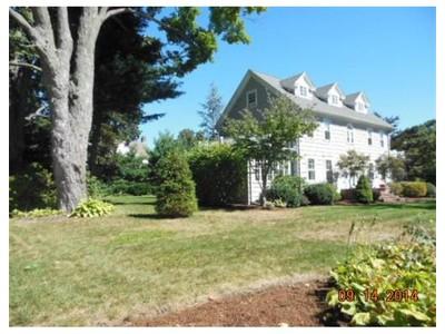 Single Family for sales at 6 Farmington Ave  Longmeadow, Massachusetts 01106 United States