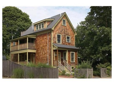 Multi Family for sales at 190 Pemberton Street  Cambridge, Massachusetts 02140 United States