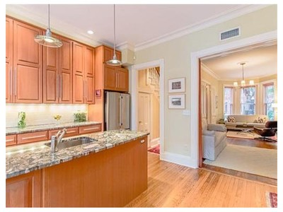 Single Family for sales at 24 Claremont Park  Boston, Massachusetts 02118 United States
