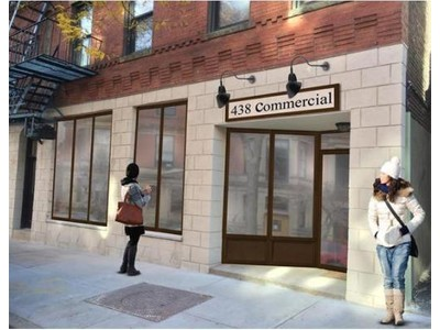 Commercial for sales at 438 Commercial Street  Boston, Massachusetts 02109 United States