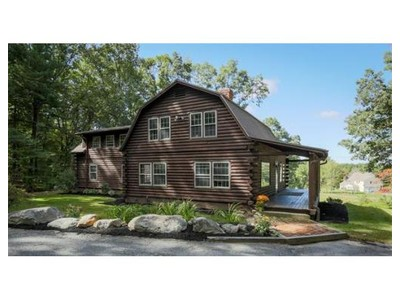 Single Family for sales at 134 Vaughn Hill Road  Bolton, Massachusetts 01740 United States