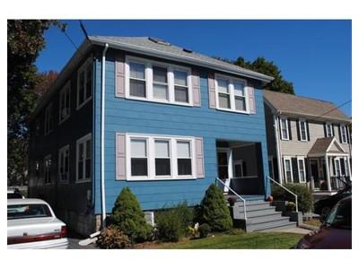 Multi Family for sales at 77-79 Bennett St  Waltham, Massachusetts 02453 United States
