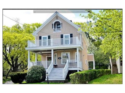 Single Family for sales at 352 Beale St  Quincy, Massachusetts 02170 United States