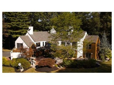 Single Family for sales at 1259 Brush Hill Rd  Milton, Massachusetts 02186 United States